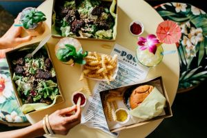 9 ideas de almuerzo de trabajo para probar esta semana