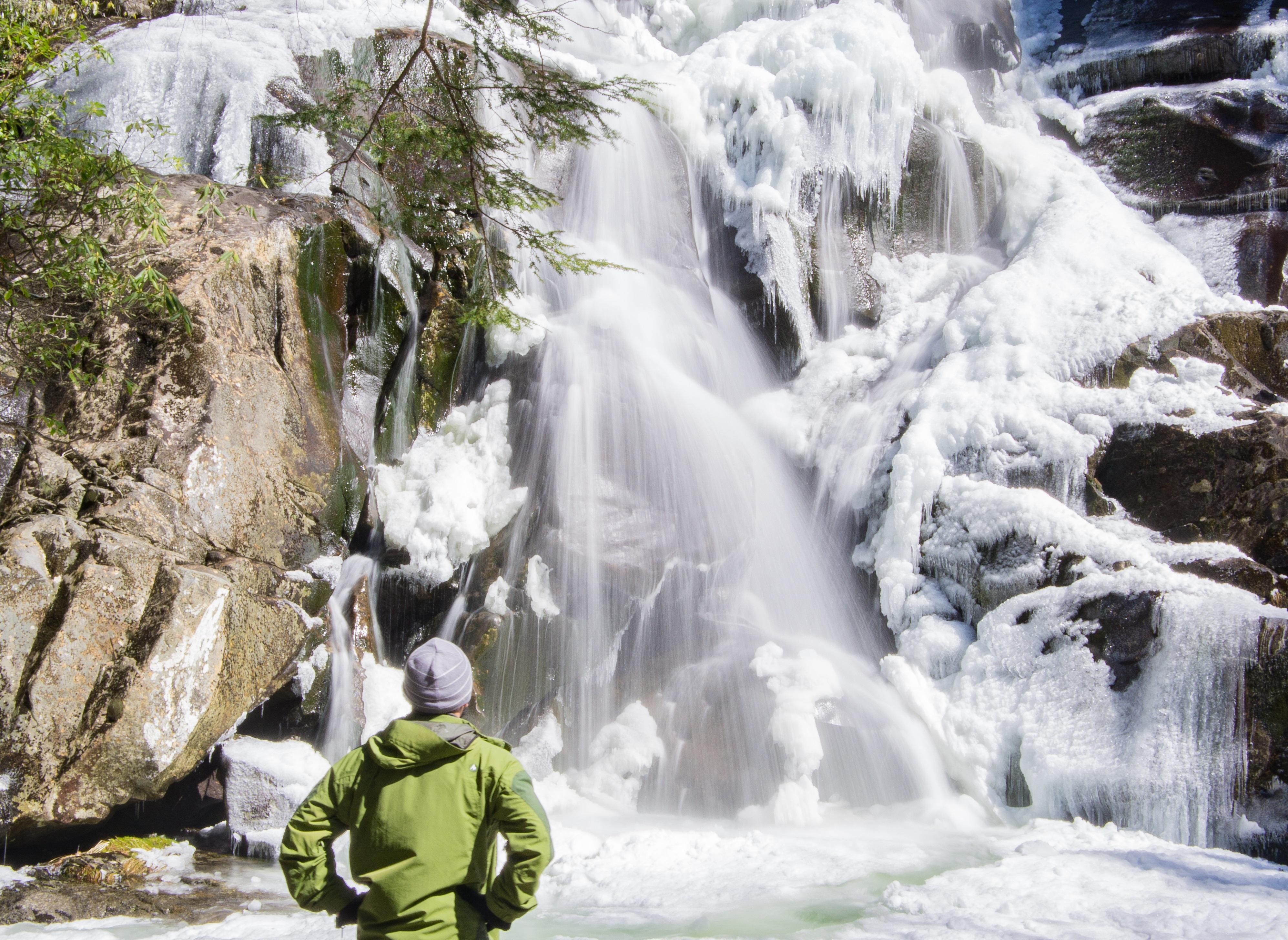 <pre></noscript>Fotos de Pathfinder: paseando por las cascadas del Parque Nacional Great Smoky Mountains