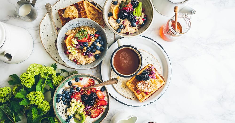 La comida ideal: 3 principios dietéticos simples para una salud perfecta