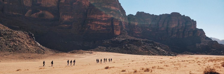<pre></noscript>Lo más destacado del viaje de Jordania: Wadi Rum y Petra