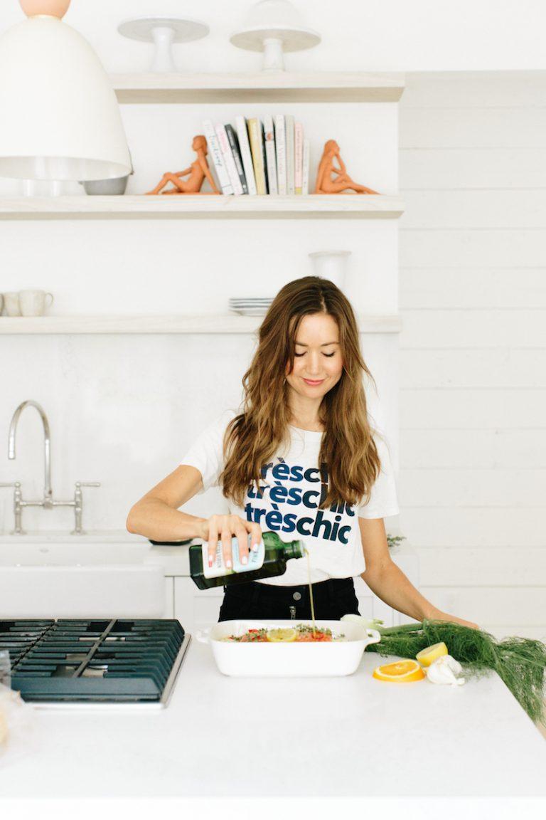<pre></noscript>Así es exactamente cómo planifico las comidas para una semana de alimentación saludable