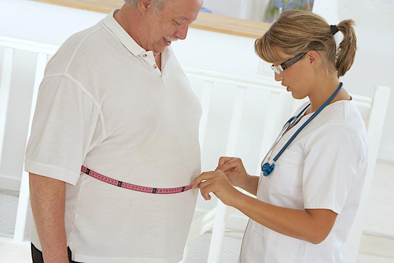 La obesidad puede conducir a enfermedades crónicas nocivas.