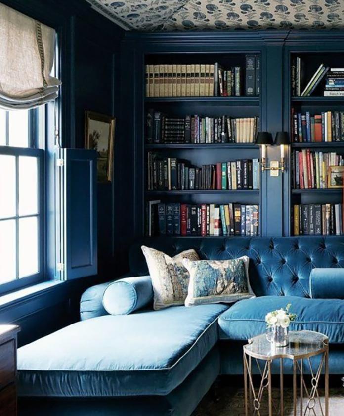<pre></noscript>12 habitaciones monocromáticas que lo inspirarán a simplificar su combinación de colores