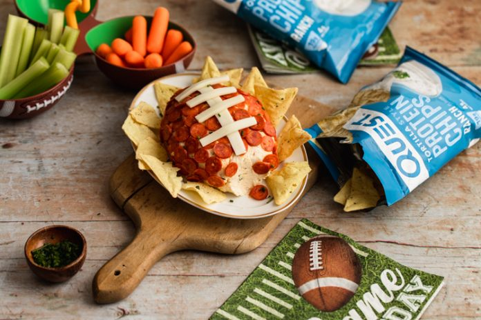 Everyone Knows the Big Game is Better with Big Cheese
