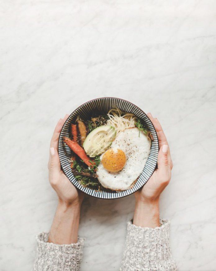 <pre></noscript>El tazón de desayuno en cualquier momento