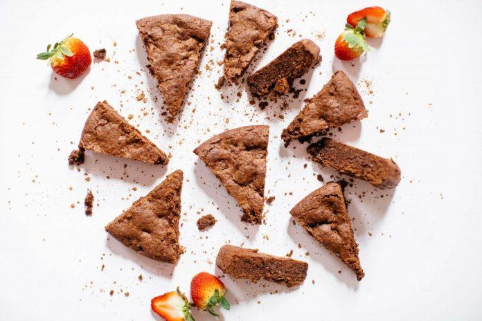 <pre></noscript>Galleta sartén de chocolate doble holandesa