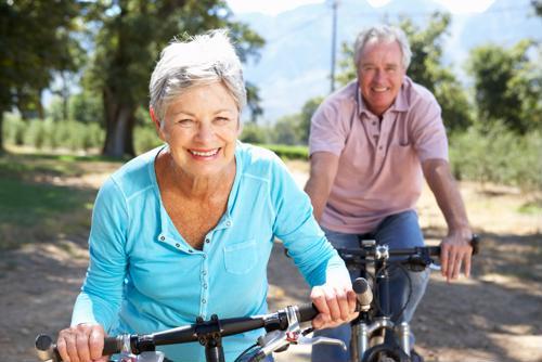 Considere cómo la aptitud física puede ayudar a reducir los síntomas de la menopausia.