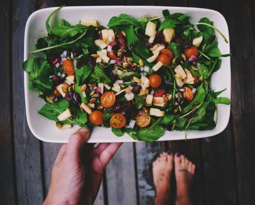 Aprenda cómo una alimentación saludable reduce su riesgo de cáncer.